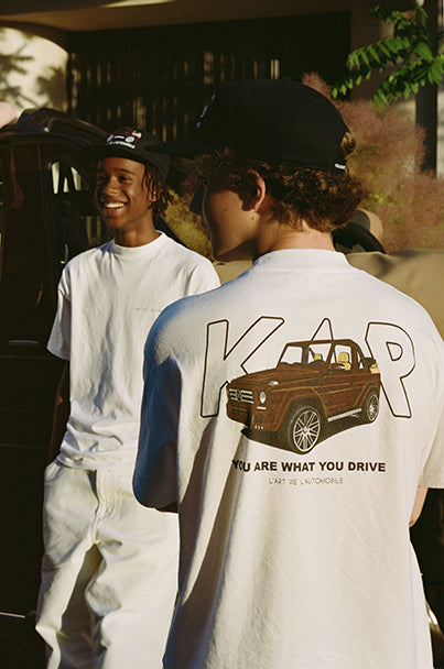 Lookbook - KAR / L'ART DE L'AUTOMOBILE - MAIN COLLECTION MAY 2020