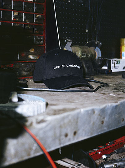 Lookbook 2019 - KAR / L'ART DE L'AUTOMOBILE - Street Legal Cap