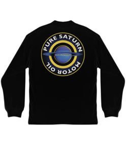 SATURN OIL LS TEE - Gone Forever