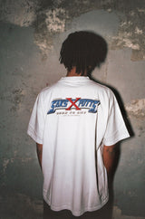 SAKSPOTTS GRAPHIC TEE WHITE - LIMITED EDITION