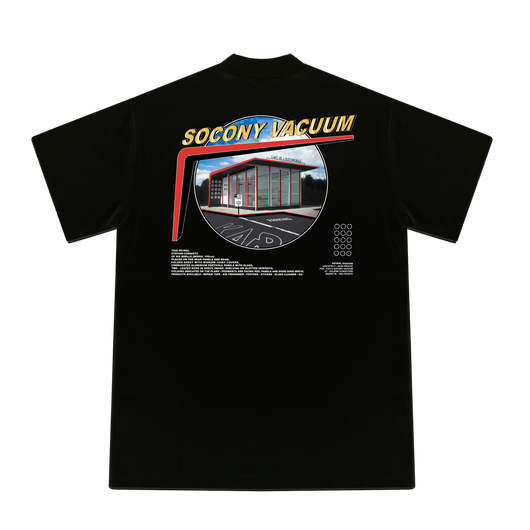OUT OF GASOLINE T-SHIRT - LIMITED EDITION