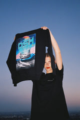 DRIVE IN THEATER GRAPHIC CREWNECK - DSMLA LIMITED EDITION