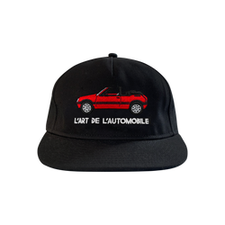 YOU ARE WHAT YOU DRIVE CAP - 205 edition