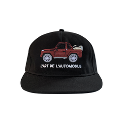 YOU ARE WHAT YOU DRIVE CAP - Lart cab edition