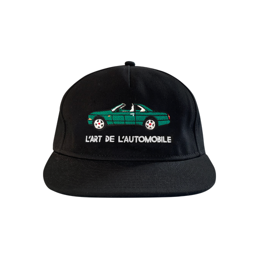 YOU ARE WHAT YOU DRIVE CAP - GREEN TARGA edition