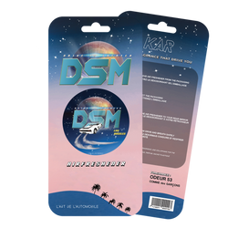 DRIVE IN THEATER AIRFRESHENER - DSMLA LIMITED EDITION