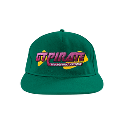 GT PIRATE GREEN GRAPHIC CAP