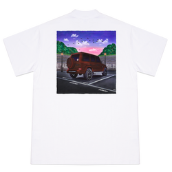 SUNSET PARK GRAPHIC TEE