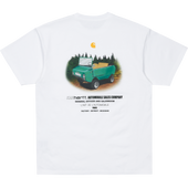 FERVES T-SHIRT WHITE - CARHARTT EDITION
