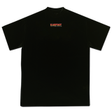 KARFOOT GRAPHIC TEE BLACK - TAMIYA EDITION