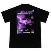 LART I-D TUNING AUTOMOBILE CLUB GRAPHIC TEE