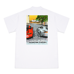LICENSE BACK T-SHIRT