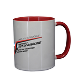 OUT OF GASOLINE - MUG LIMITED EDITION