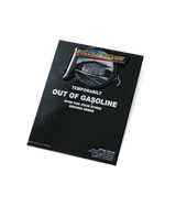OUT OF GASOLINE - PINS LIMITED EDITION