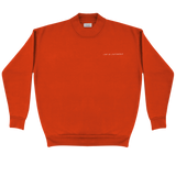 RED GARAGE CREWNECK