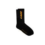 LART SPEED SOCKS - BLACK