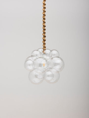 Organic Bubble Chandelier