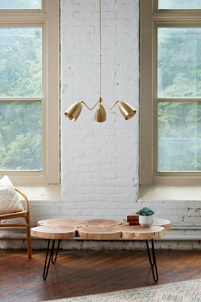 The Watson Chandelier | The Light Factory