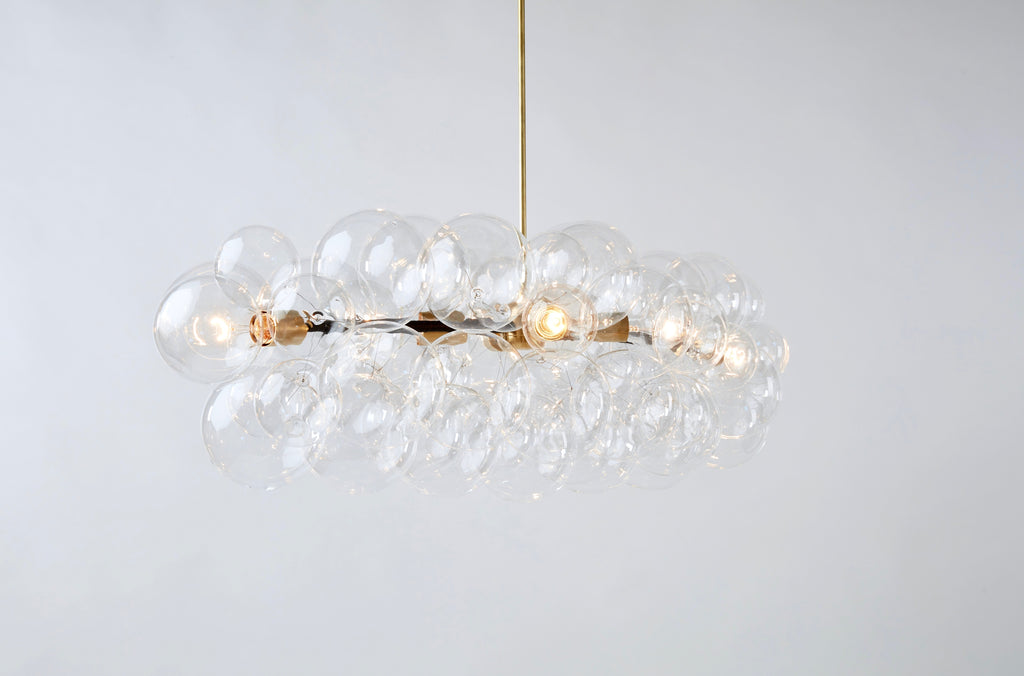 The Branch Bubble Chandelier | The Light Factory