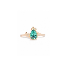 Load image into Gallery viewer, Effervescent Tourmaline Ring