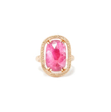 Load image into Gallery viewer, Rose Cut Sapphire Ring - Confection Collection