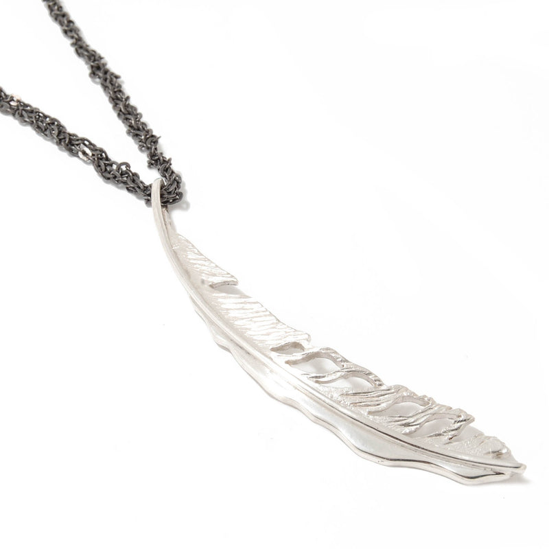 Feather Pendant