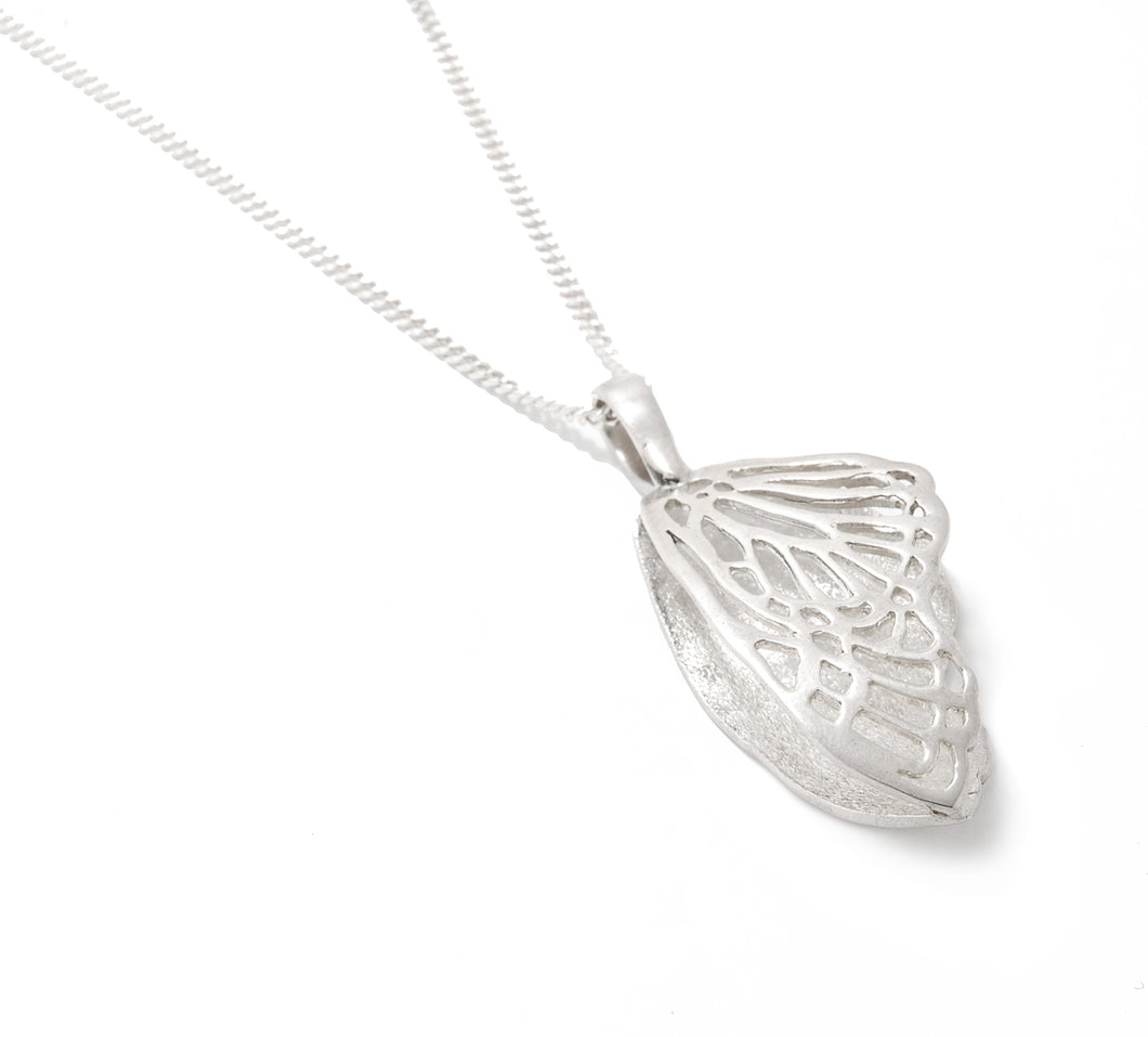 Independant Monarch Butterfly Pendant