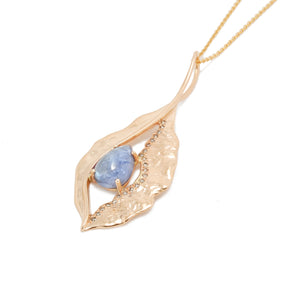 Tanzanite Pendant - Escarpment Collection