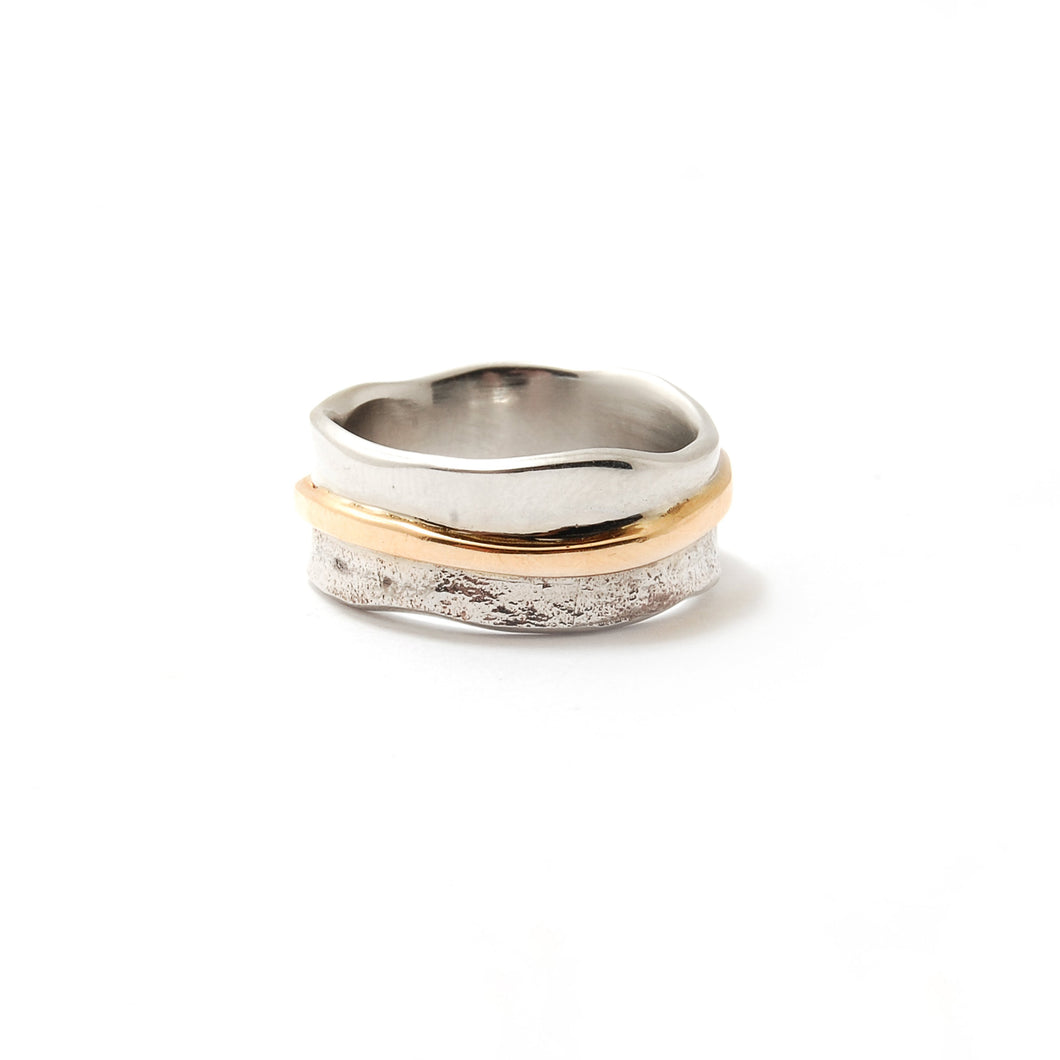 Signature Escarpment Ring - Escarpment Collection