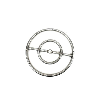 Stainless Steel Fire Ring - 12