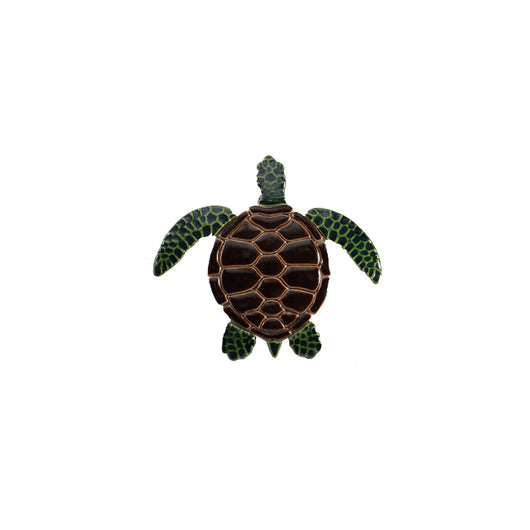 Sea Turtle - Dark Brown 10