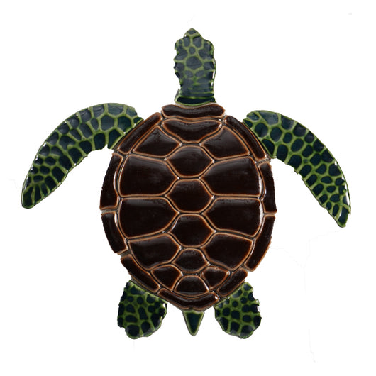 Sea Turtle - Dark Brown 24
