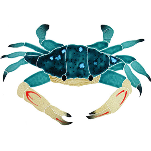 Crab, Blue Swimmer
