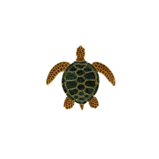 Sea Turtle - Green/Brown 10
