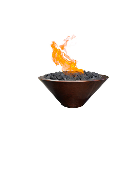 Luna Fire Bowl - Copper