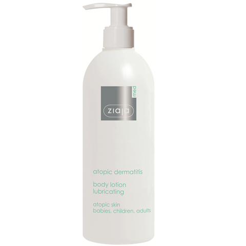 ZIAJA ATOPIC SKIN LUBRICATING BODY LOTION