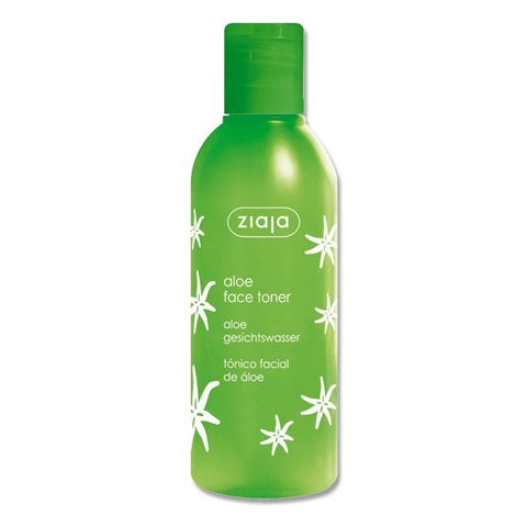 Ziaja aloe face toner 200ml