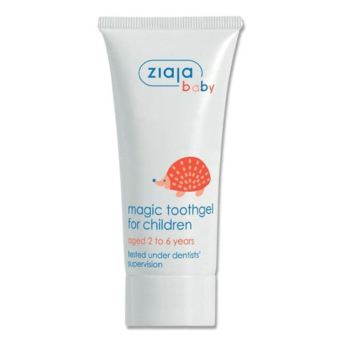 ZIAJA BABY AND KIDS MAGIC TOOTH GEL FOR CHILDREN