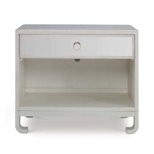 Creamy White Drawer Chest