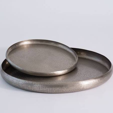 Nickel Tray