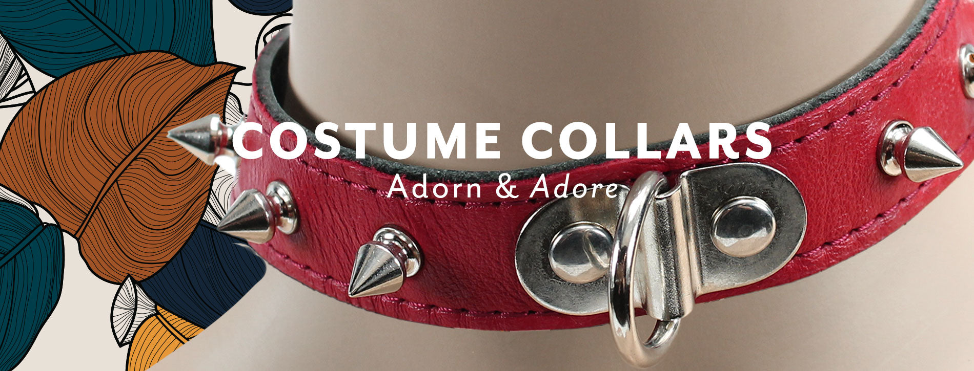 Luxury High-End Costume Play Collars