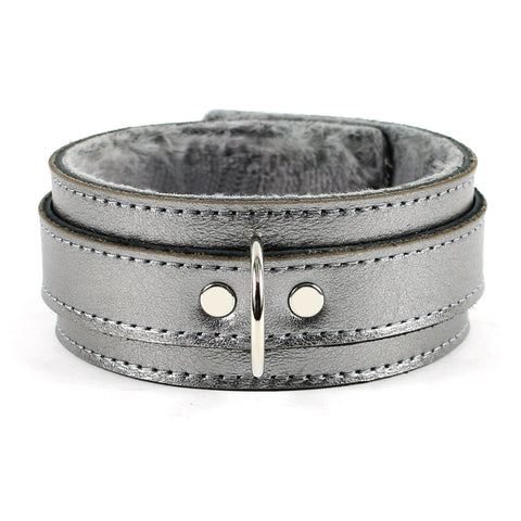"Gaius 2"" Special Edition Gunmetal Bdsm Collar"