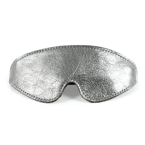 Gaius Special Edition Gunmetal Bdsm Blindfold