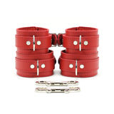 "Atlas Latigo 2"" Cuff Set"