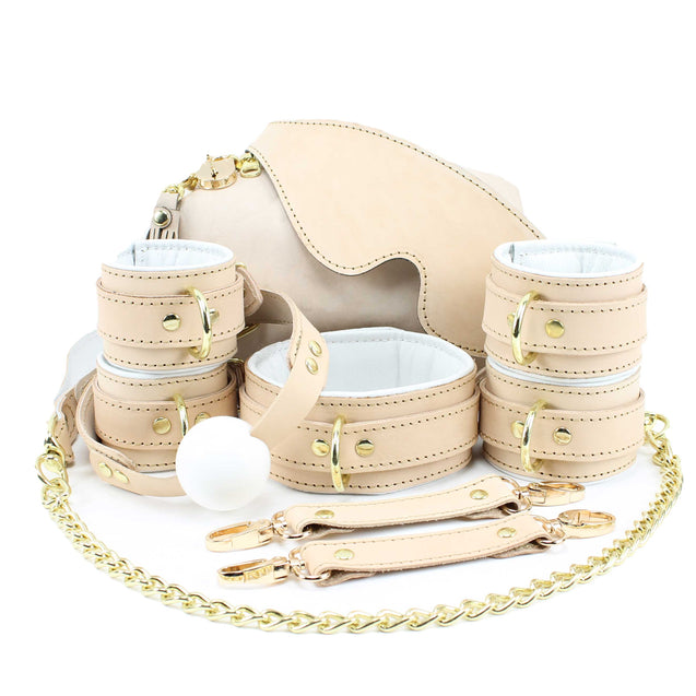 Galen Luxury Leather Medical Play 11-Piece Set