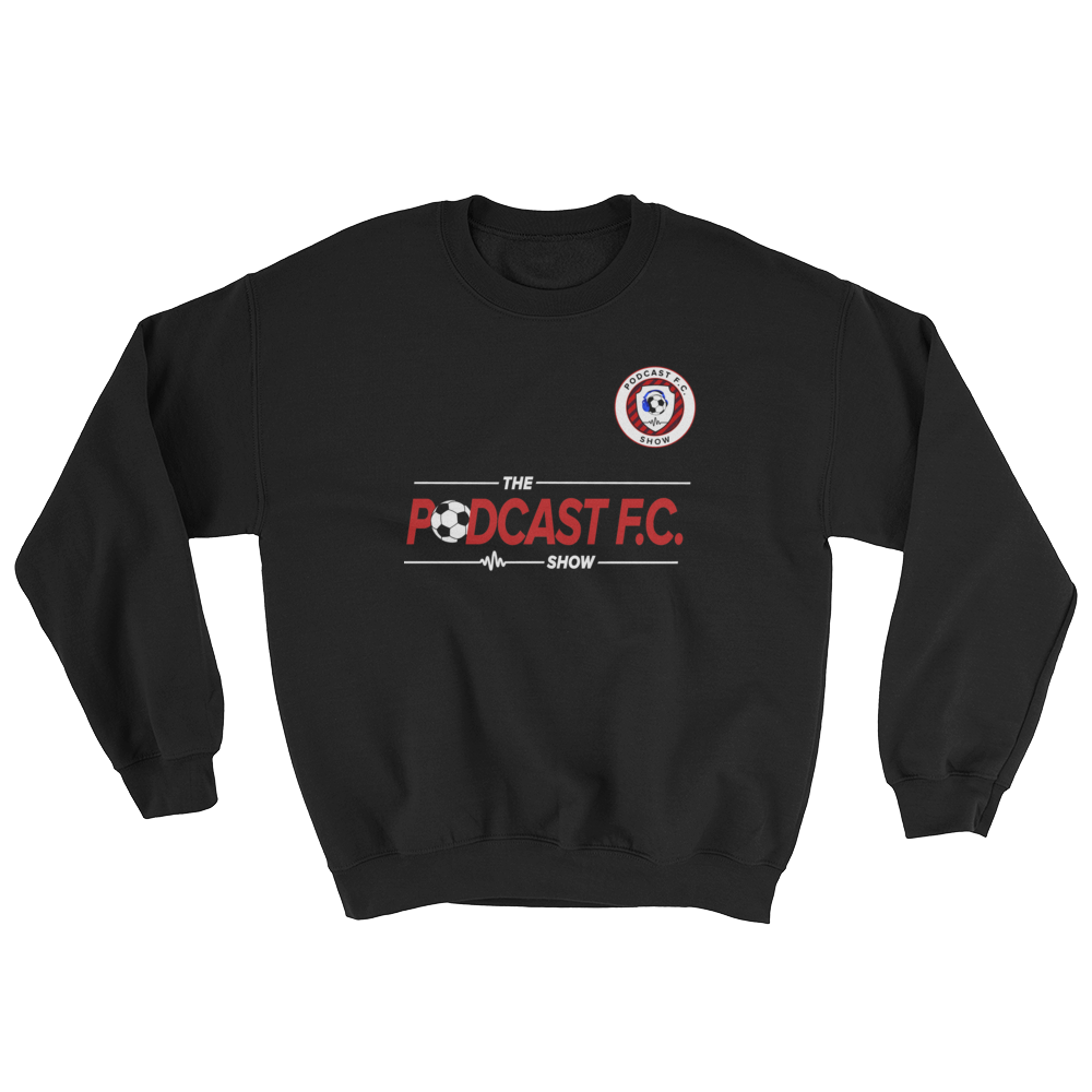 PFC Show Black Sweatshirt