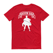 Soccer Dad Hero Short-Sleeve T-Shirt