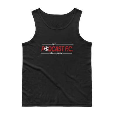 PFC Show Black Tank Top