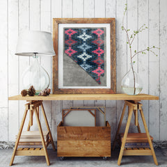 """Native No. 1"" Art Print"