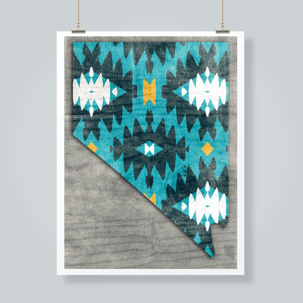 """Native No. 3"" Art Print"